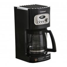 Cuisinart Cafetera programable con doble filtro 12tz 1025W