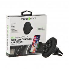Soporte para celular con cargador Coby