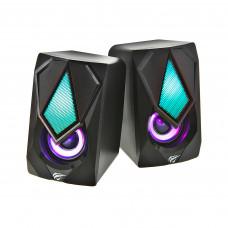 Parlantes Gaming Iluminados HV-SK563 Havit