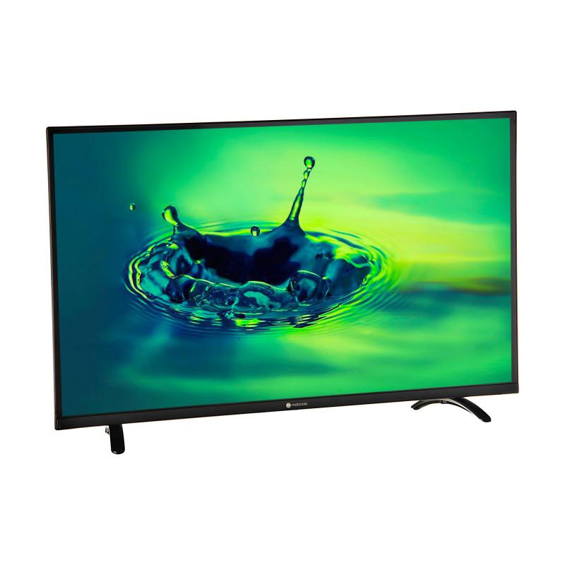 "Motorola TV HD Android TV / Comando de voz / 3 HDMI / 1 VGA / 1 AV RCA 32"" MOT32HLC01"