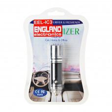 Ionizador para auto elimina bacterias / malos olores / polen