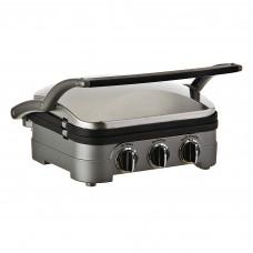 Cuisinart Prensa Grill con placas reversibles estilo panini GR-4NP1