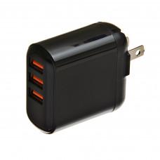 Cargador inteligente de pared 3 USB HKL-USB59 Joyroom