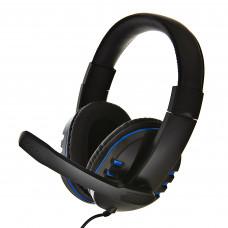 Audífonos gaming con micrófono 3.5mm