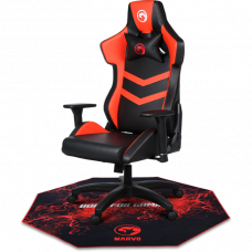 Alfombra para silla gaming GM01 Marvo