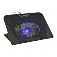Cooling pad 5 niveles con ventilador Genius