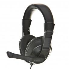 Audífonos con micrófono 3.5mmx2 / control de volumen Speedmind
