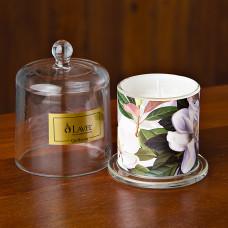 Vaso Domo Magnolia Gardenia