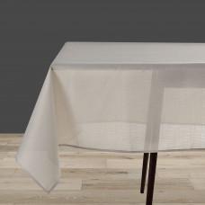 Mantel de mesa Haus elaborado en 100% poliéster.