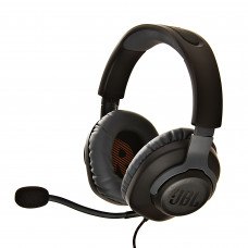 JBL Audífonos alámbricos Gaming 3.5mm Quantum 100