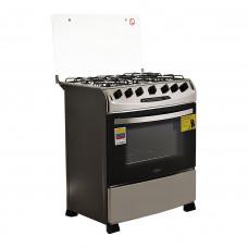 Haceb Cocina a gas 6 quemadores con grill 76cm Orégano