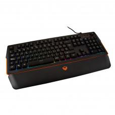 Teclado gaming con apoya muñecas magnético / Luz LED MT-K9520 Meetion