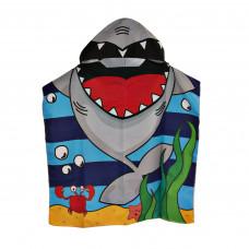 Toalla Kids de microfibra Tiburón Armatura