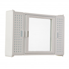 Gabinete para baño con espejo / 3 puertas