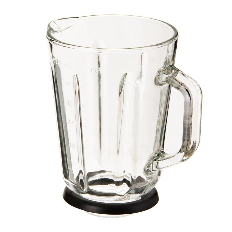 Vaso de vidrio 1.5L para licuadora Umco