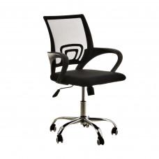 Silla ejecutiva para escritorio con brazos y altura regulable C-809 Terrax