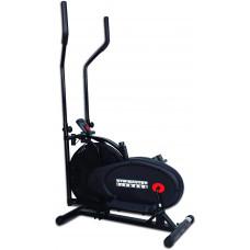 Elíptica con monitor Velocidad / Tiempo / Distancia / Calorías / Pulso Sistema Impulsado Cadena GM98635