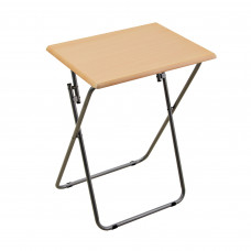 Mesa plegable multiuso de madera