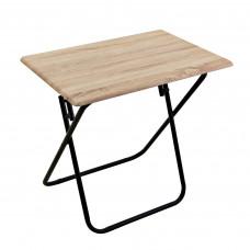 Mesa plegable multiuso de madera Natural Amaderado