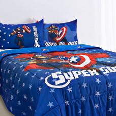 Juego de edredón Capitán América Noperti