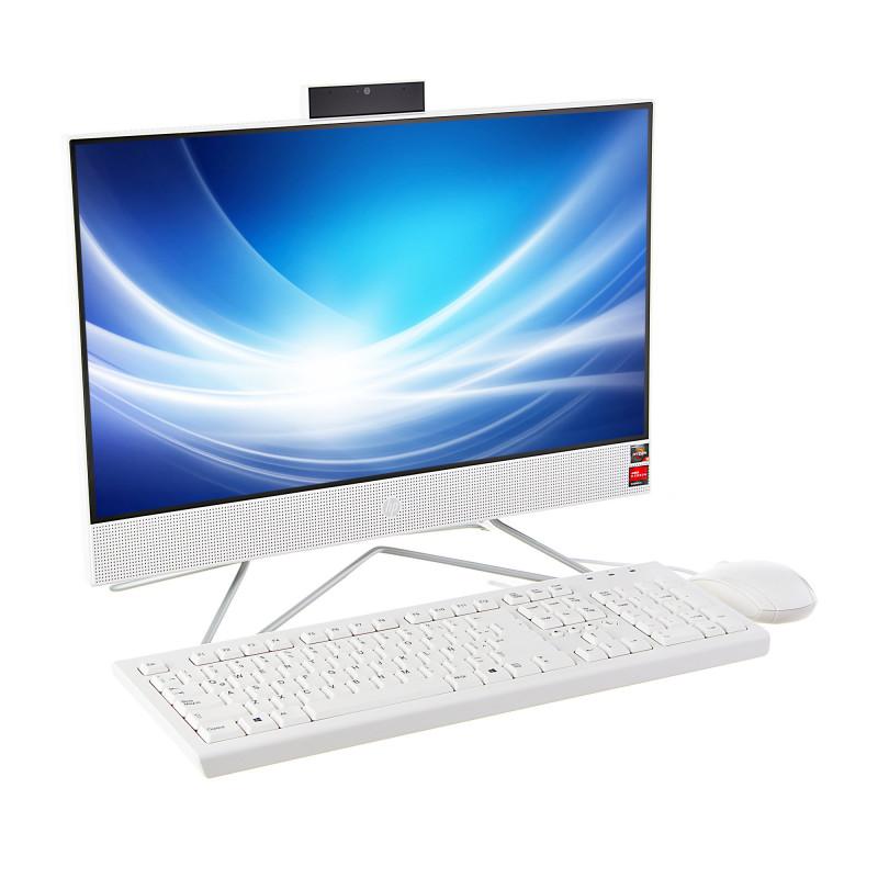 """HP AIO 22-dd0020la Ryzen 3 3250U 4GB / 1TB Win10 Home 21.5"""""""