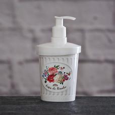 Dispensador para jabón Flor Plasútil