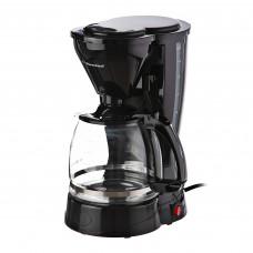 Cafetera con filtro removible 12 tazas 800W Warenhaus
