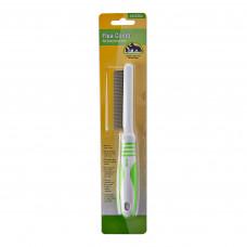 Cepillo de mascota para pulgas, desenredante y removedor de pelo muerto Andis