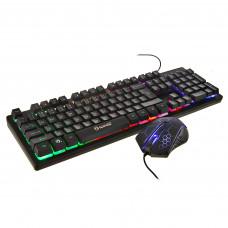 Combo Teclado + Mouse 2400DPI 6 botones Gaming RG KM-409 Marvo