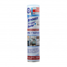 Desinfectante para ropa / textiles 400ml Sano Fresh Binner
