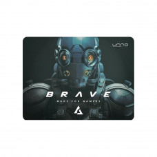 Mouse pad gaming MP6051GN Unno