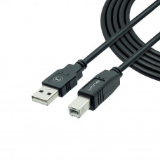 Cable para impresora 1.8m CB4006BK Unno