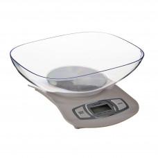 Balanza digital para cocina con indicador de volumen 11 libras EK3651 Camry