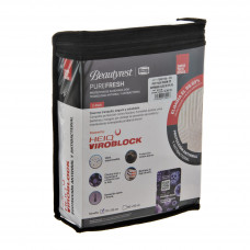 Juego de 2 protectores para almohada Impermeable / Antibacterial Simmons