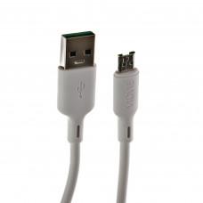 Cable micro USB 1.2m 5A CB486V VIDVIE