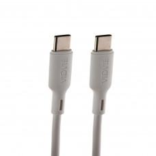 Cable Tipo C - Tipo C 1m CB472 VIDVIE