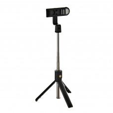 Soporte selfie para celular con luz incluida