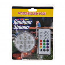 Luz LED RGB sumergible