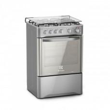 Electrolux Cocina a gas 4 quemadores con Timer / Grill / Encendido automático EKGW24N6CSTS