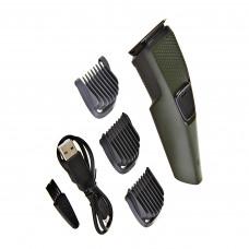 Recortador recargable para barba con cuchillas autoafilables BT1212/15 Philips
