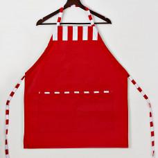 Delantal regulable Christmas Stripes Haus