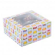 Juego de 3 cajas para cupcakes Wilton
