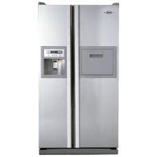 Refrigerador side by side 24' con dispensador y bar Haceb
