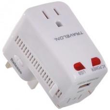 Adaptador/convertidor universal USB Travelon