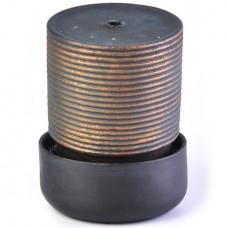 Fuente de agua eléctrica tubular