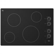 """Plancha de cocina eléctrica 30"""" 4 zonas Whirlpool"""