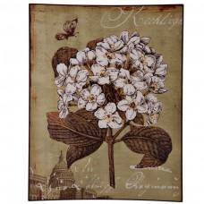 Cuadro Cóncavo Flor