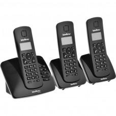 Teléfono inalámbrico con contestador Intelbras