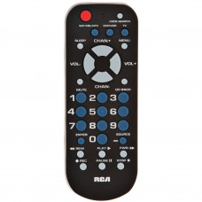 Control remoto 3 componentes RCA