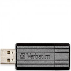 Memoria flash USB 16GB negro Verbatim